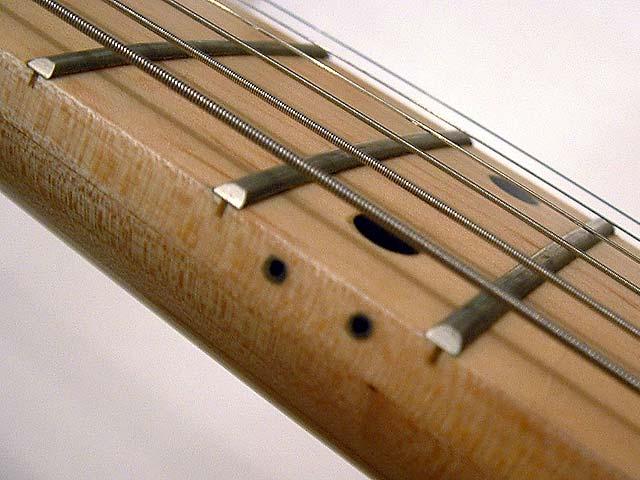 Fender Frets & Fretboards