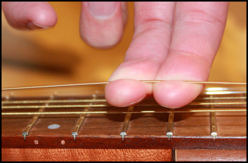 Changing Guitar Strings