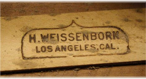 H. Weissenborn