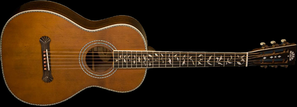Washburn Vintage Series R320SWR Acoustic Guitar - 1