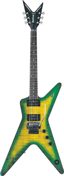 washburn dimebag  - 4