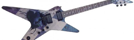 Washburn Dimebag Stealth