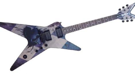 Washburn Dimebag Stealth « Electric « Guitar Cleaning