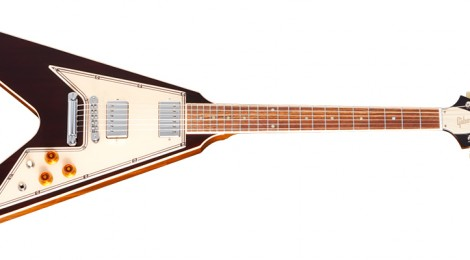 gibson flying v grace potter signature