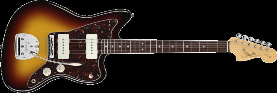 Fender Jazzmaster American Vintage '65