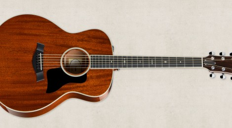 Taylor 526e Acoustic Guitar