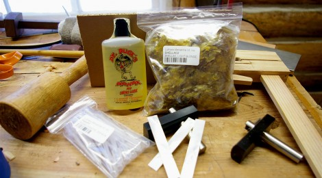 Dr. Duck's Ax Wax & String Lube