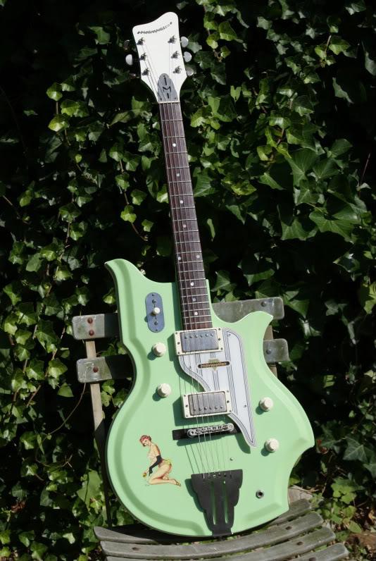 metropolitan tanglewood deluxe pearl mint green
