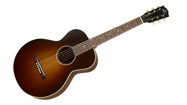 The Gibson - 1928 L-1 Blues Tribute acoustic guitar 2