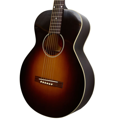 The Gibson - 1928 L-1 Blues Tribute acoustic guitar body 2